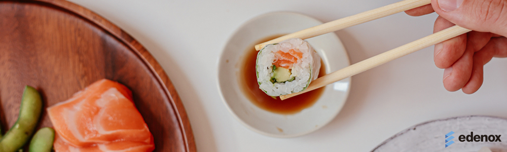 comida japonesa edenox