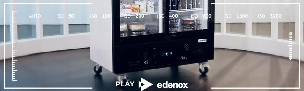 Play edenox presenta el vídeo de su armario refrigerado APE-902-CC HC