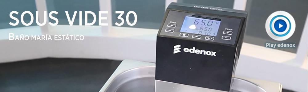 Play edenox presenta el vídeo de su cocedor «Sous-Vide»